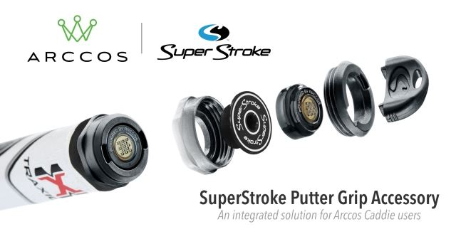 Arccos Superstroke Putter Sensor