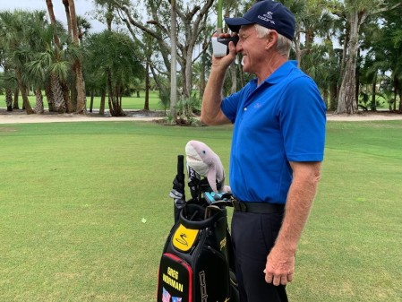 Greg Norman Garmin